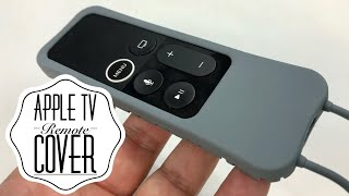 Soft Silicone Protective Cover Case for the Apple TV Remote by Kutop Review