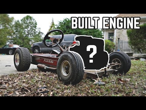 Rat Rod Wagon High Performance Engine Swap! (Pt. 1)
