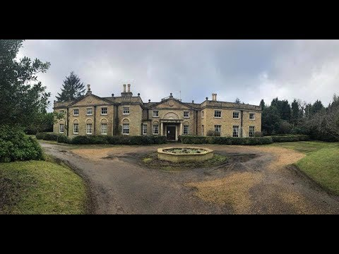 Abandoned £10 miliion Mansion Part Two. Look who we met!