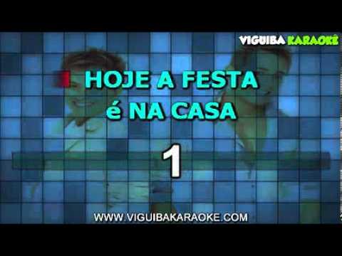 Karaokê   Gaguinho   Hugo e Tiago 240p