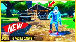 10 NOUVEAU Prop Hunt Glitches et Cachettespots! (Fortnite Top 10 Best Prop Hunt Hiding Spot Glitches)