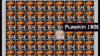 Automatic pumpkin-Farm! How to get rich on Factions #Tutorial