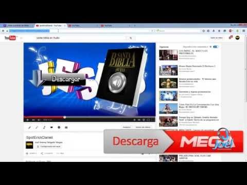 Descargar Santa Biblia en Audio MP3