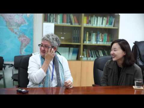 2013 U.S Peace Corps Volunteers' Revisit to Korea