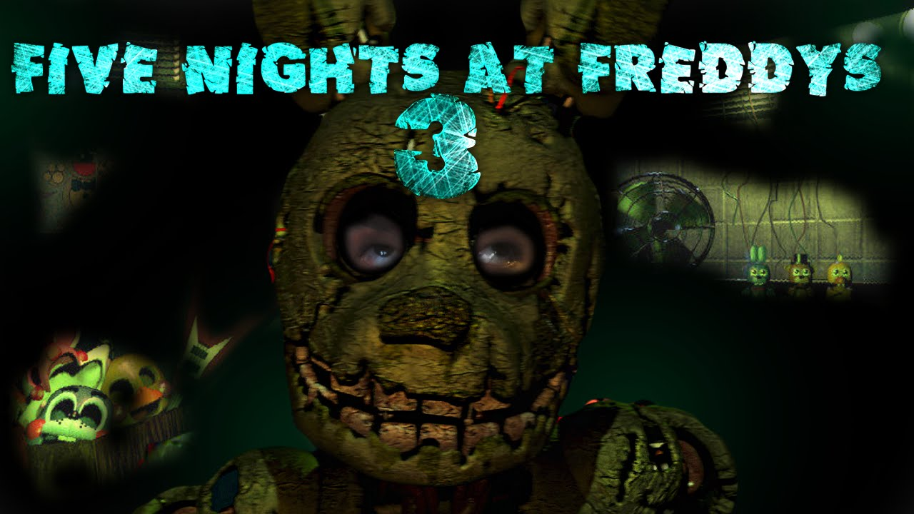 Five Nights At Freddy's 4 - Scary Games | Play-Games.com
