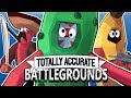 FORTNITE & PUBG'S LOVECHILD BR GAME! (More Clickbait) - Totally Accurate Battlegrounds