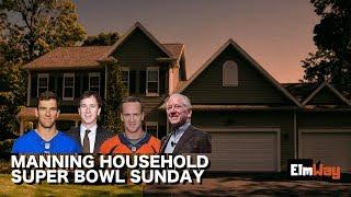 Manning Super Bowl Sunday