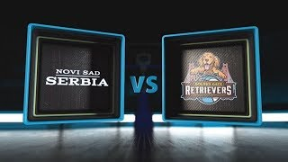 3BALL USA Showcase | Day 2: Game 4 | Novi Sad Serbia vs Golden Gate Retrievers