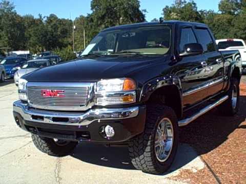 2006 gmc sierra slt z71