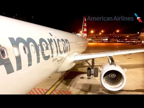 RED-EYE TRIP REPORT: American Airlines | Airbus A321 | Las Vegas - Dallas/Ft. Worth | Main Cabin