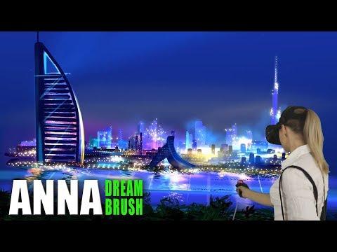 VR Art Performance (Dubai International Exhibition & Convention Centre)