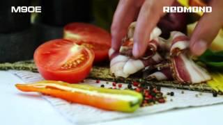 спагети карбонара мултикукър redmond rmc m90e