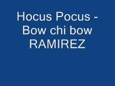 Download Hocus Pocus - Bow chi bow