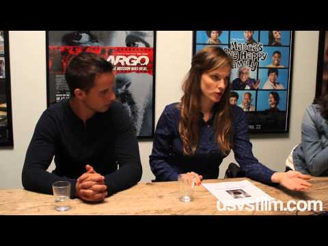 UsvsFilm: A Teacher, Director Hannah Fidell w Actors Lindsay Burdge and Will Brittain