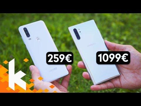 Das Ende der teuren Smartphones?