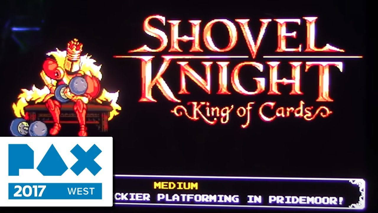 knight shovel near gambling me