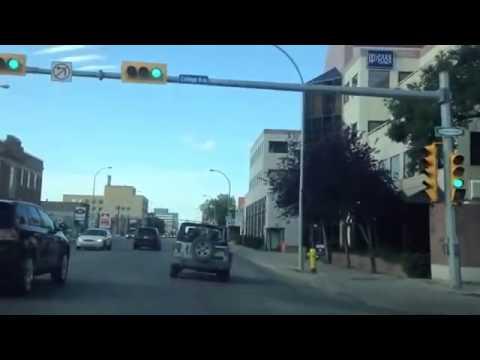 Regina, Saskatchewan - Canada - Albert Street