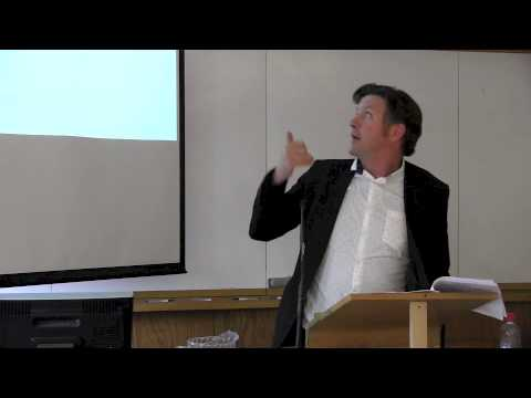 AID-seminar on 15.4.2013 in Helsinki (part 3): Adrian Walsh