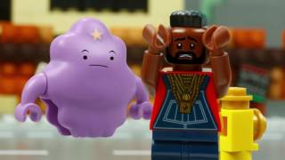 LEGO Dimensions Trailer