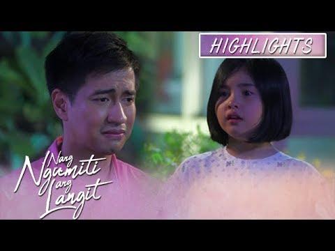 Mikmik meets her father | Nang Ngumiti Ang Langit (With Eng Subs)