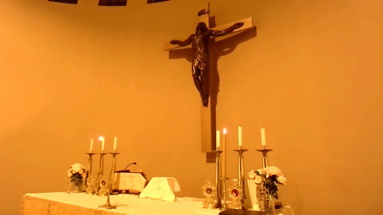 9pm Parish Mass 19/01/2021 St Fillan