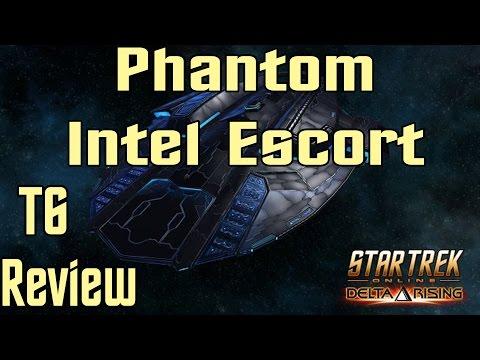 Star Trek Online - Phantom Intel Escort T6 - Review