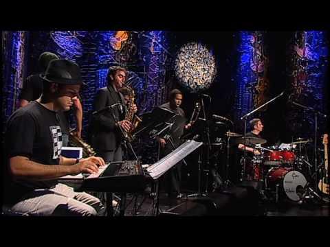 São Paulo Ska Jazz  Sampa Caetano Veloso  Instrumental SESC Brasil
