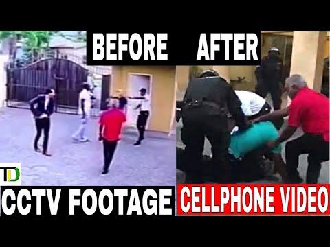 Surveillance VIDEO shows