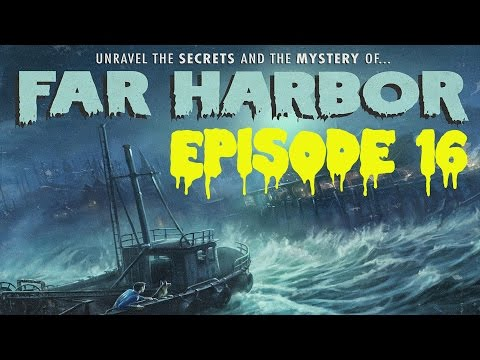 FALLOUT 4 (Far Harbor) #16 : What have you got on your head?!
