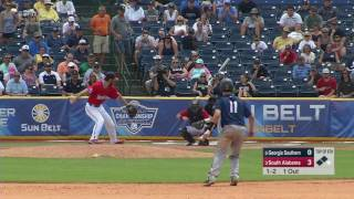 2017 Sun Belt Baseball Championship Game Highlights