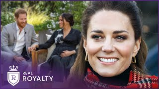 How 2021 Shaped The New Royal Family  Kate: A Young Queen In Waiting  Real Royalty with Foxy Games