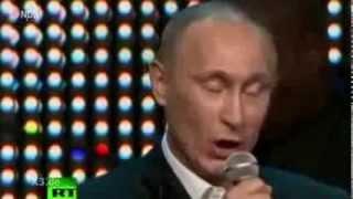 NDR Extra 3 Song-Battle zwischen Obama und Putin