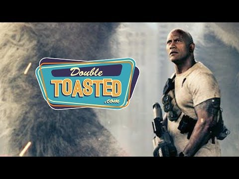 RAMPAGE MOVIE TRAILER - A 2ND OPINION - Double Toasted