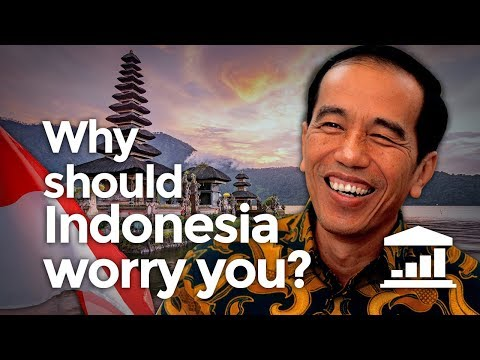 Will INDONESIA Be The New MUSLIM POWERHOUSE? - VisualPolitik EN