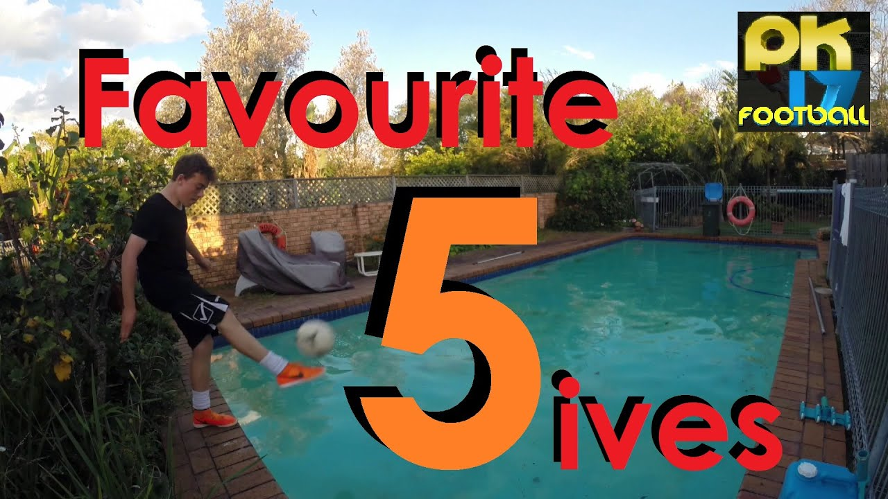 Favourite 39 5 39 ives 37 awesome 39 pool 39 trick shot hd - Awesome swimming pool trick shots ...