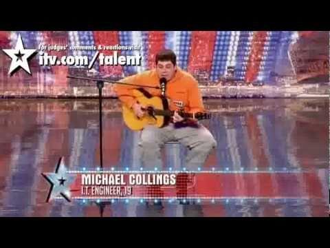 Michael Collings - Fast Car BGT