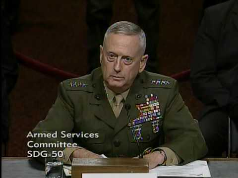 SENATOR JOHN McCAIN AND GENERAL JAMES MATTIS DISCUSS WIKILEAKS 7-27-10