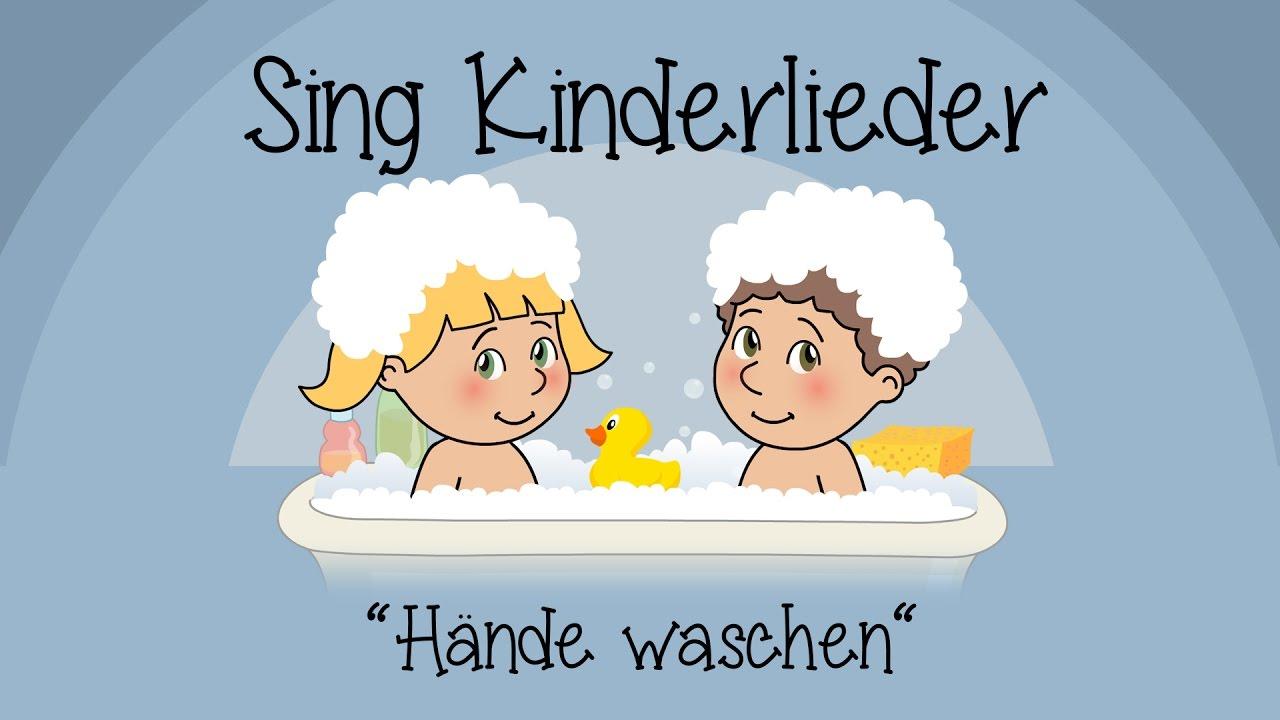Hände Waschen Kinderlieder Zum Mitsingen Sing Kinderlieder Youtube