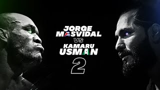 "Kamaru Usman VS Jorge Masvidal 2 |""More Than 6 Days""