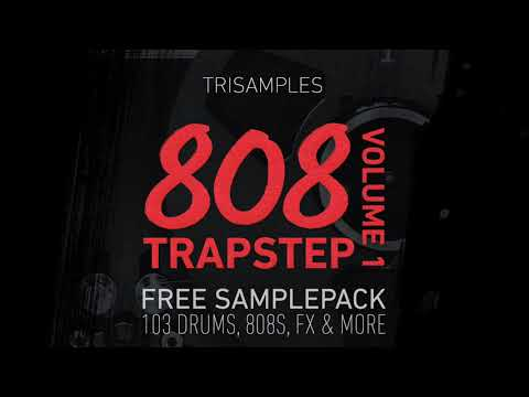 TriSamples - 808 Trapstep Pack Vol 1 - Free Download