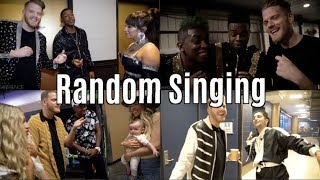 PTXperience (2018-2019) - Random Singing Compilation