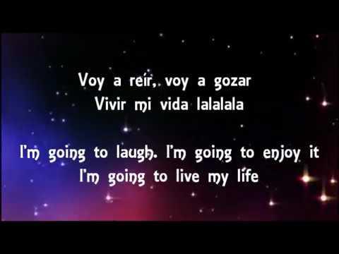 Marc Anthy  Vivir mi vida Lyrics in English & Spanish