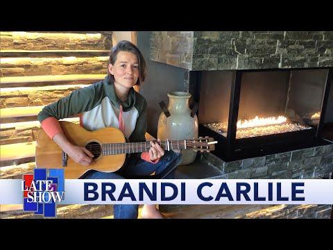 "Brandi Carlile Pays Tribute To John Prine: ""Hello In There"""