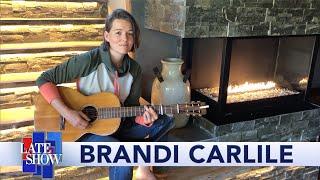Brandi Carlile Pays Tribute To John Prine: