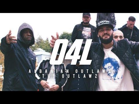 Albanian Outlawz Ft. The Outlawz - O4L (Official Video) Prod. by Niza
