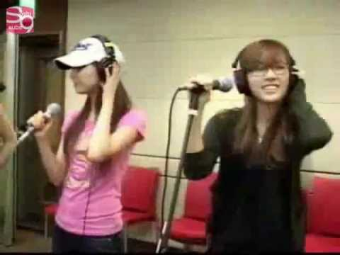 [20090709] SNSD - Tell Me Your Wish [Genie]