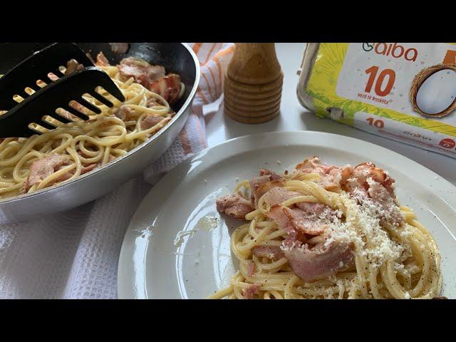 Spageti Karbonara - Spaghetti Carbonara Recipe