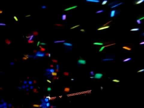 ADJ Micro Burst + Eurolite MF-1 + Flash LED MOON + Laser STAGE LIGHTING