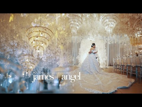 The Wedding of James and Angel | Santuario de San Jose