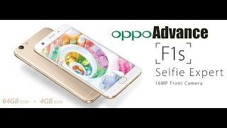 Oppo F1S Selfie Expert with 4GB RAM 64GB inbuilt